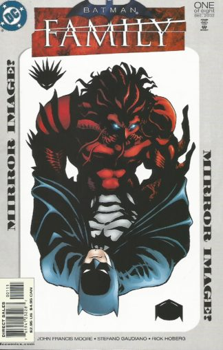 Batman Family Mini-Series #001