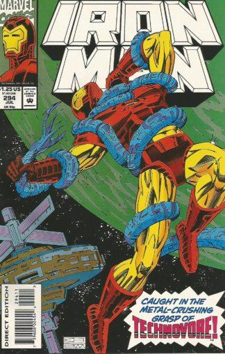 Iron Man #294