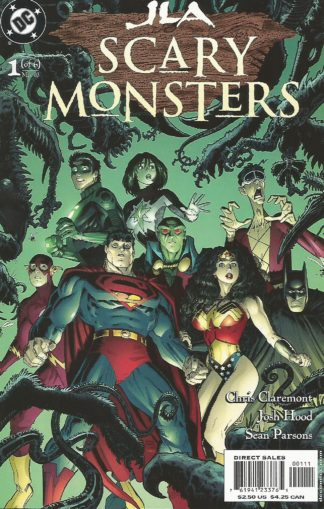 JLA Scary Monsters #001