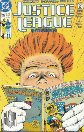 Justice League America #046