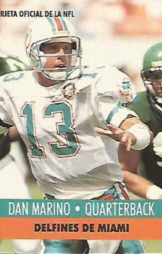 1991 Pro Set Spanish #131 Dan Marino