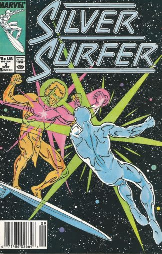 Silver Surfer Volume 3 #003