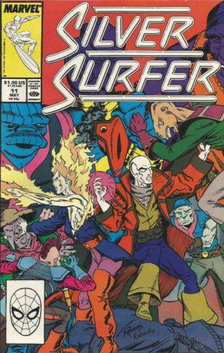 Silver Surfer Volume 3 #011
