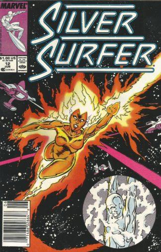 Silver Surfer Volume 3 #012