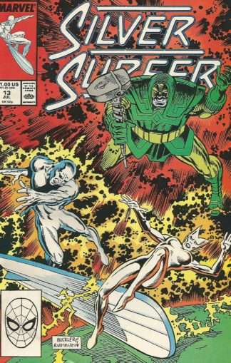 Silver Surfer Volume 3 #013