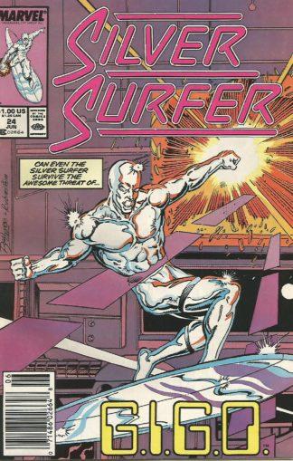 Silver Surfer Volume 3 #024