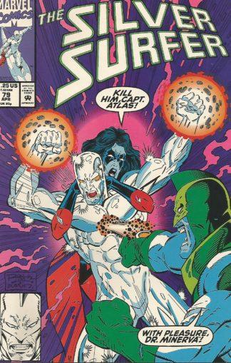 Silver Surfer Volume 3 #079