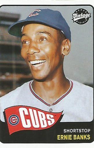 2003 Upper Deck Vintage #58 Ernie Banks