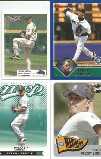 Freddy Garcia Cards