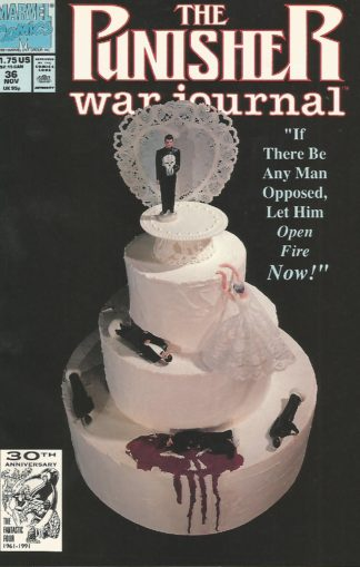 Punisher War Journal #036