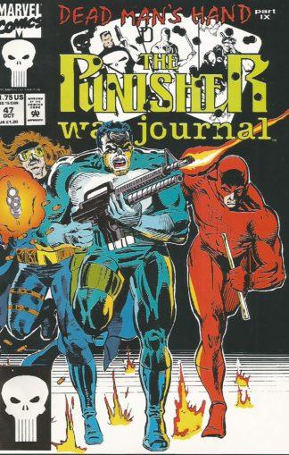Punisher War Journal #047