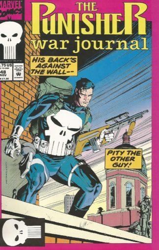 Punisher War Journal #048