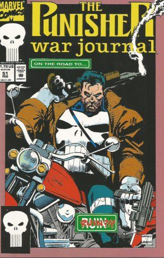 Punisher War Journal #051