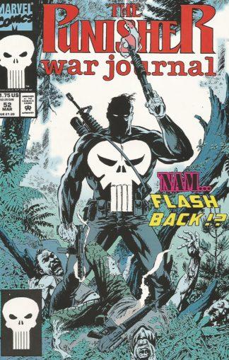Punisher War Journal #052