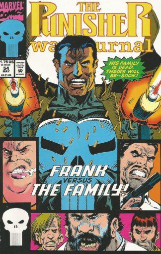 Punisher War Journal #054