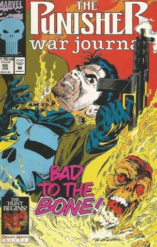 Punisher War Journal #055