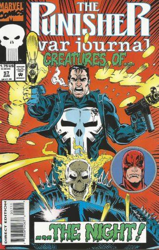 Punisher War Journal #057