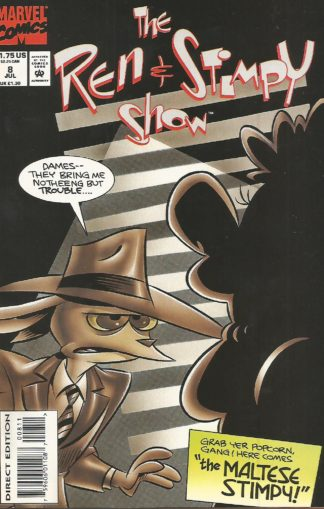 Ren and Stimpy Show #008