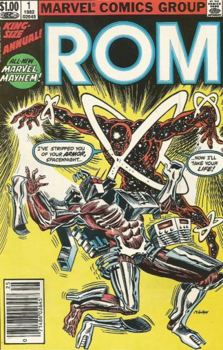 Rom Annual #001