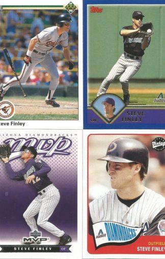 Steve Finley Cards