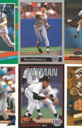 Travis Fryman Cards