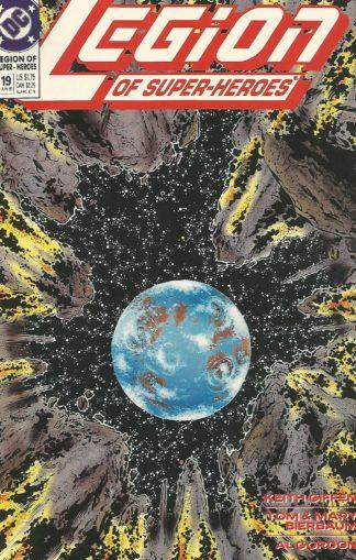 Legion of Super-Heroes Volume 4 #019