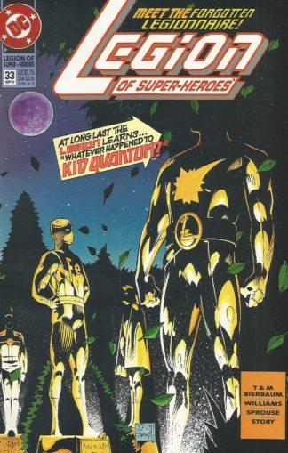 Legion of Super-Heroes Volume 4 #033