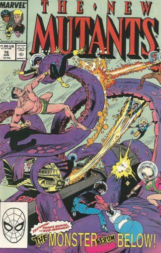 New Mutants #076