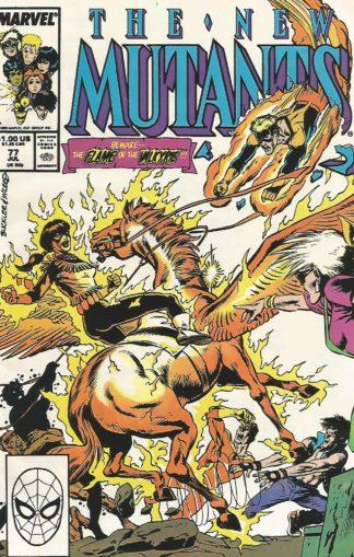 New Mutants #077