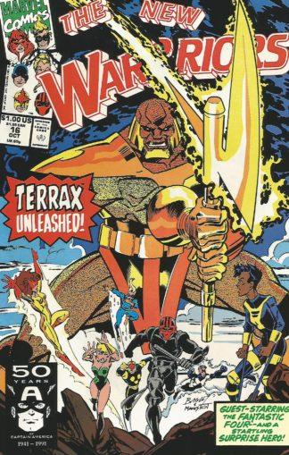 New Warriors #016