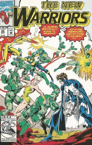New Warriors #026