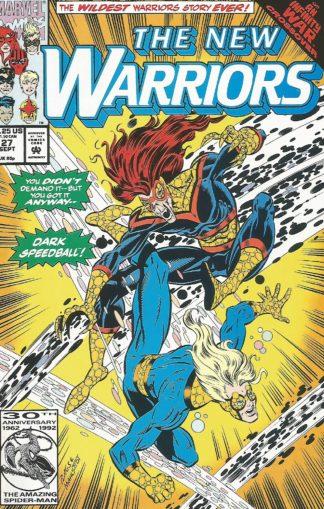 New Warriors #027