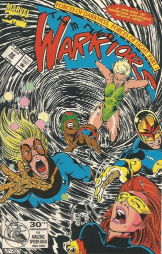 New Warriors #032