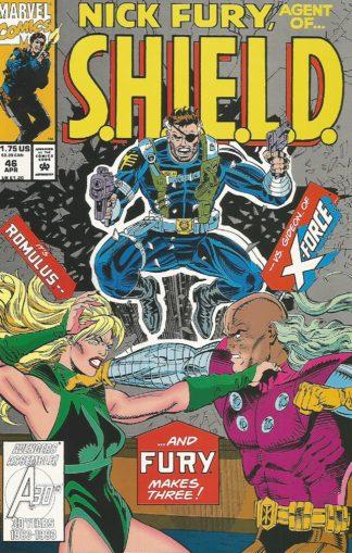 Nick Fury, Agent of SHIELD Volume 2 #046