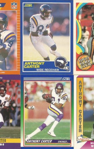 Anthony Carter Lot 1