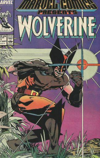 Marvel Comics Presents #001