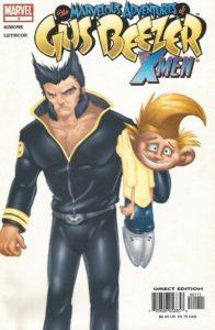 Marvelous Adventures of Gus Beezer with the X-Men #001