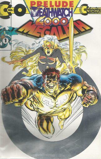 Megalith Vol. 2 #000a