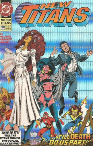 New Titans #100
