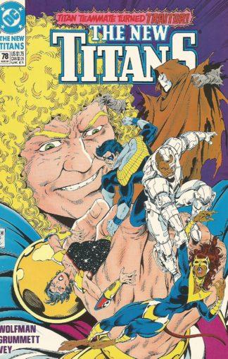 New Titans, The #078