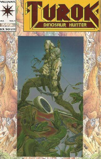 Turok, Dinosaur Hunter #001