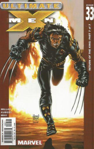 Ultimate X-Men #033
