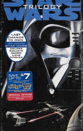 Star Wars Trilogy Fox Video VHS