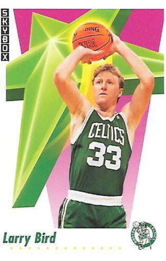 1991-92 Skybox #012 Larry Bird