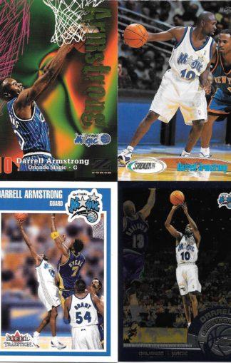 Darrelll Armstrong Cards