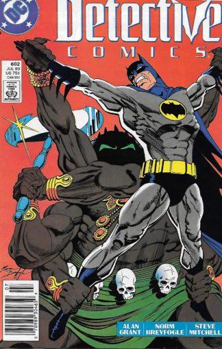 Detective Comics #602