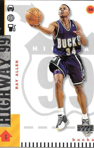 Ray Allen Cards