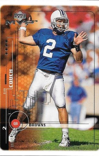 Tim Couch Cards