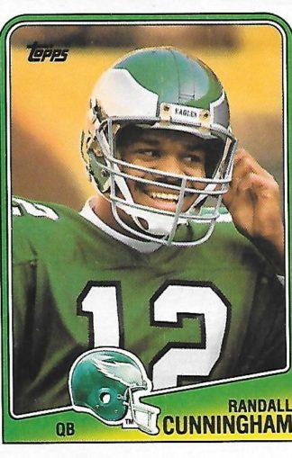 1988 Topps #234 Randall Cunningham