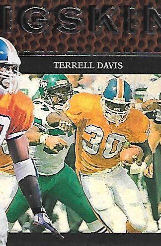 1997 UD3 #087 Terrell Davis